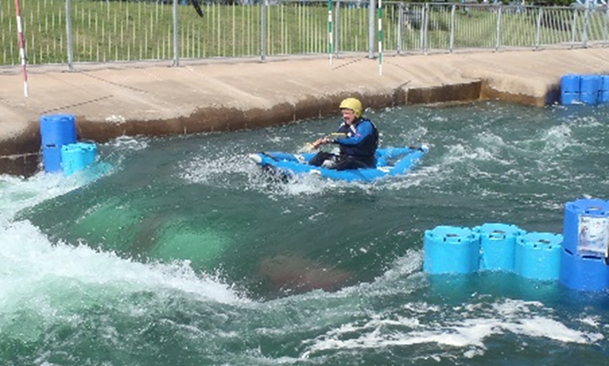 Cardiff White Water – Saturday 19th September